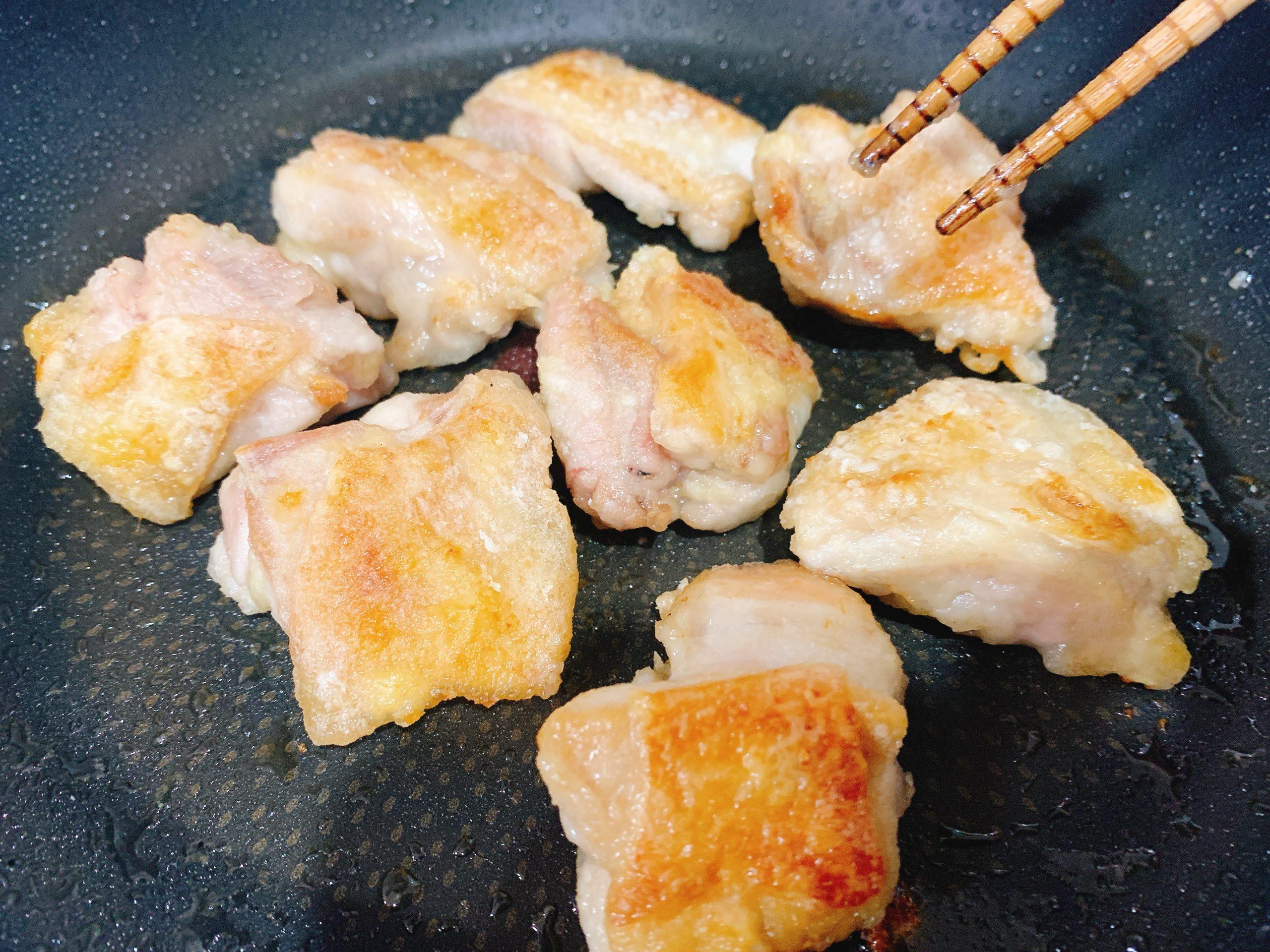 鶏もも肉照り焼き