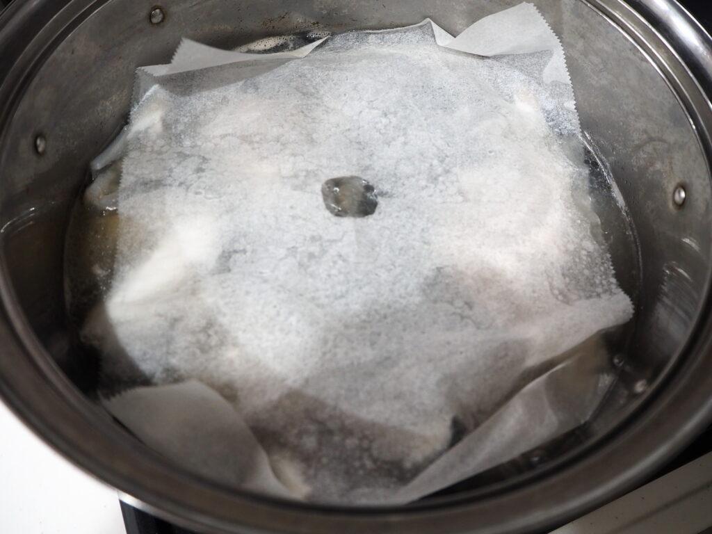 ブリアラ炊き