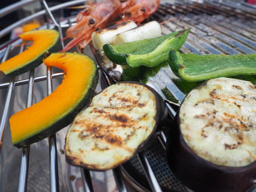 ロータスグリル 野菜
